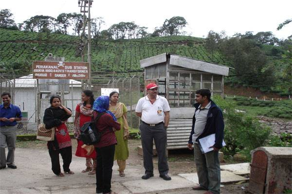 Staff educational visit to Tea Estate Factory